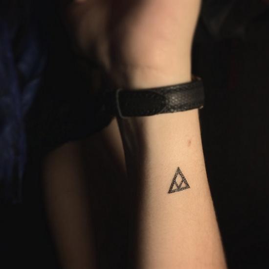 tatuagem de glifo