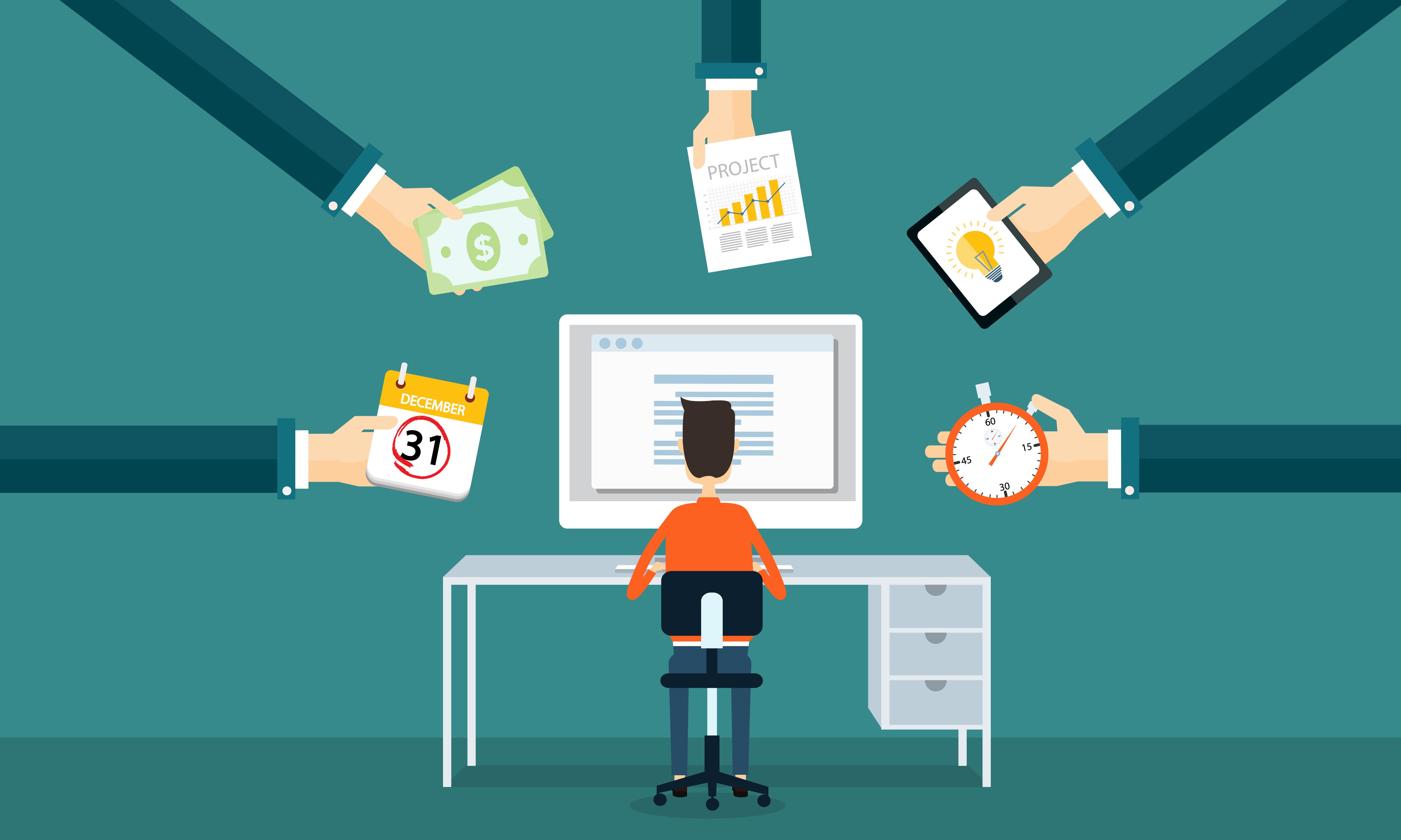 """Com o limite de uso da internet, é possível que o profissional freelancer tenha que """"economizar"""" no gasto de dados."""