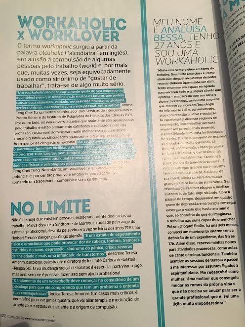 Entrevista - Analuísa Bessa - Freelaholic